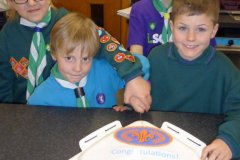 2015 Chief Scout Awards