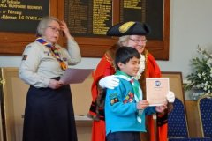 2016 Chief Scouts Awards